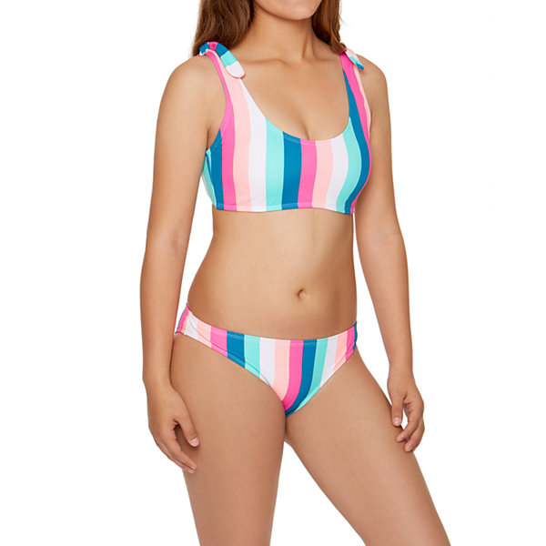 Arizona Bralette Swimsuit Top-Juniors