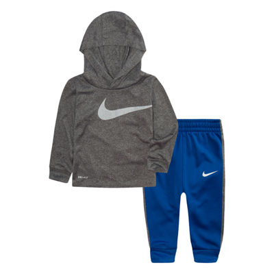 Nike 2-pc. Logo Pant Set Baby Boys