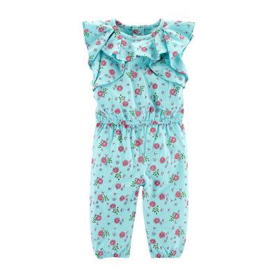 Carter's Short Sleeve Jumpsuit - Baby