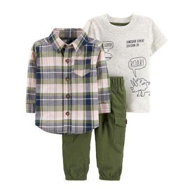 Carter's 2-pc. Pant Set Baby Boys