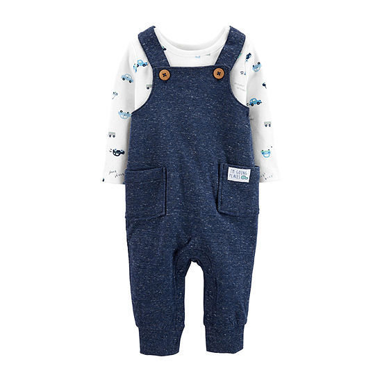 Carters Overalls Baby Boys