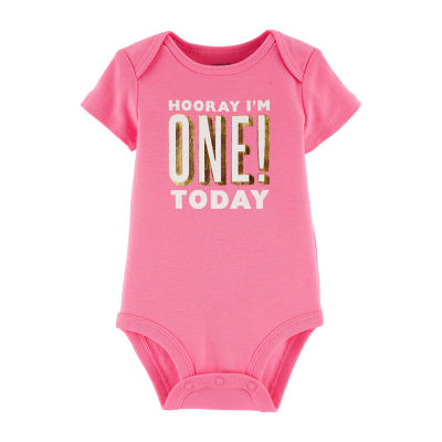Carter's Birthday Bodysuit - Baby Girl