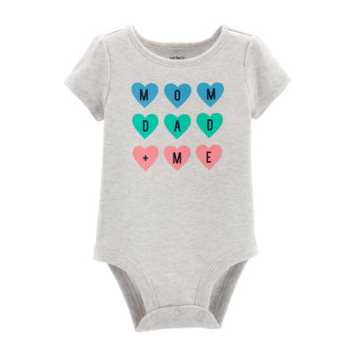 Carter's Slogan Bodysuit - Baby