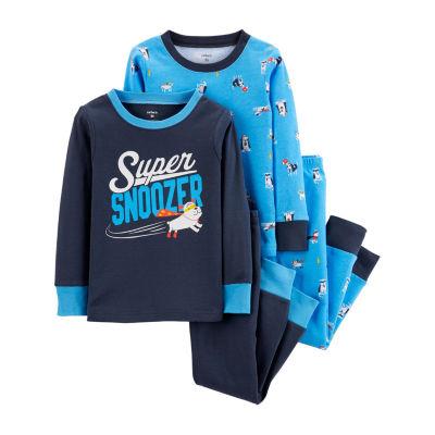 Carter's  4-pc. Pajama Set - Toddler Boys