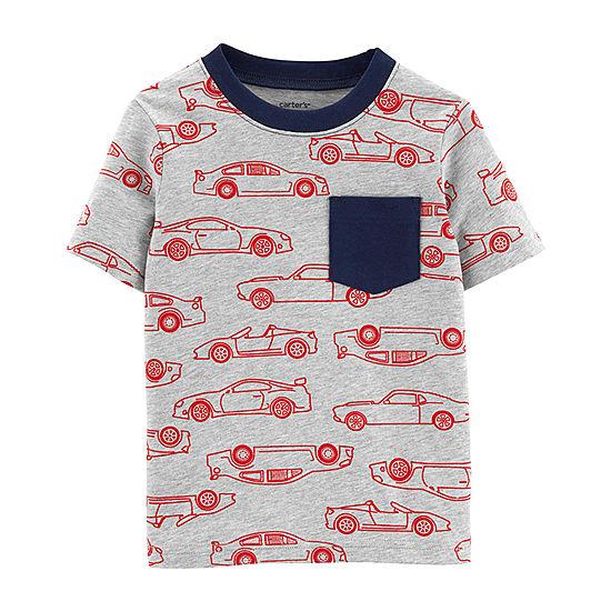 4e523c9d Carter's Graphic T-Shirt-Toddler Boys - JCPenney