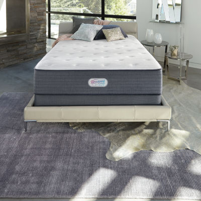 Simmons® Beautyrest® Platinum® Chambers Bridge Plush Tight-Top - Mattress Only