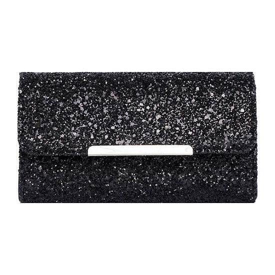 Vie And Rose Glitter Xbody Clutch