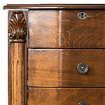 "Hives & Honey ""Antoinette"" Walnut Jewelry Armoire"