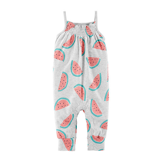 Carters Girls Jumpsuit Baby