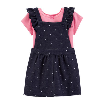 Carter's 2-pc. Shortall Set Girls