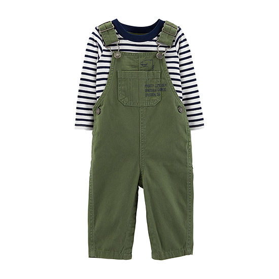 Carter's 2-pc. Overall Set-Baby Boys