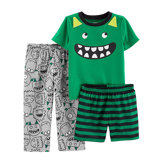 Carter's Boys 3-pc. Pant Pajama Set Baby