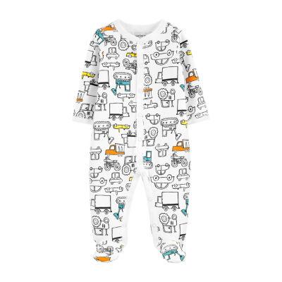 Carter's Footed Sleep & Play - Baby Girl