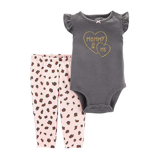 Carter's-Baby Girls 2-pc. Legging Set