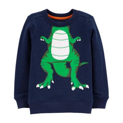 Carter's Dinosaur Pullover - Baby Boys