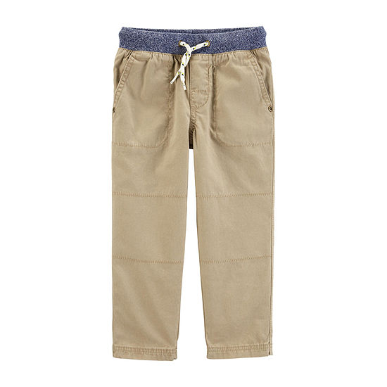 Carter's Boys Pull-On Pants - Baby