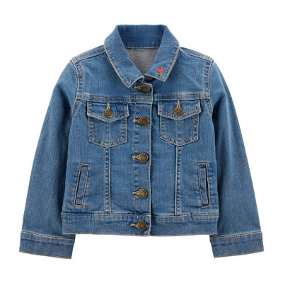Carter's Denim Jacket - Baby Girls