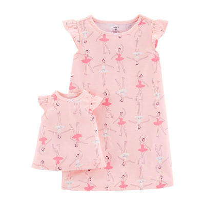 Carter's 2-Pk. Doll Nightgown Set - Toddler Girl