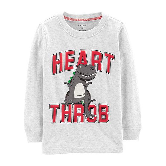 e4d143fb Carter's Graphic T-Shirt - Toddler Boys - JCPenney
