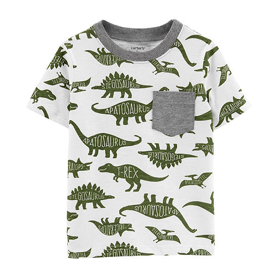 f755bc7d Carter's Graphic T-Shirt - Toddler Boys - JCPenney
