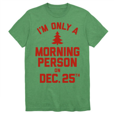Morning Person Graphic Tee