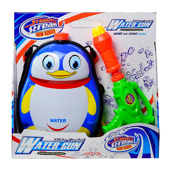 Happiness Express Penguin Water Blaster