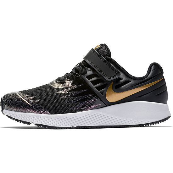 Nike Star Little Kids Girls Pull-on Running Shoes