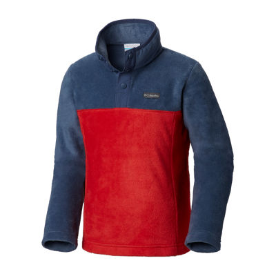 Columbia Fleece Lightweight Jacket-Big Kid Boys