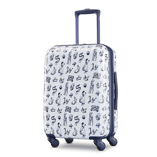 American Tourister Snow White 21 Inch Hardside Lightweight Luggage
