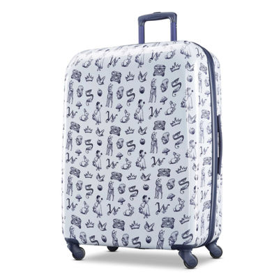 American Tourister Snow White 28 Inch Hardside Lightweight Luggage