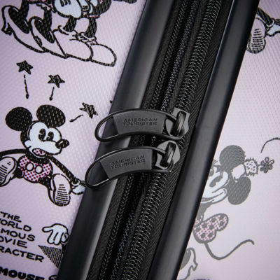 American Tourister Minnie Mouse 28 Inch Hardside Lightweight Luggage