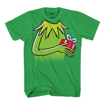 Christmas Kermit The Frog Graphic Tee