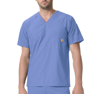 Carhartt C15106 - Men's Liberty Slim Fit Back Vent Scrub Top