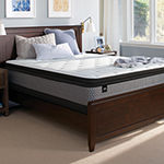 Sealy® Happiness Plush Euro Top  - Mattress + Box Spring