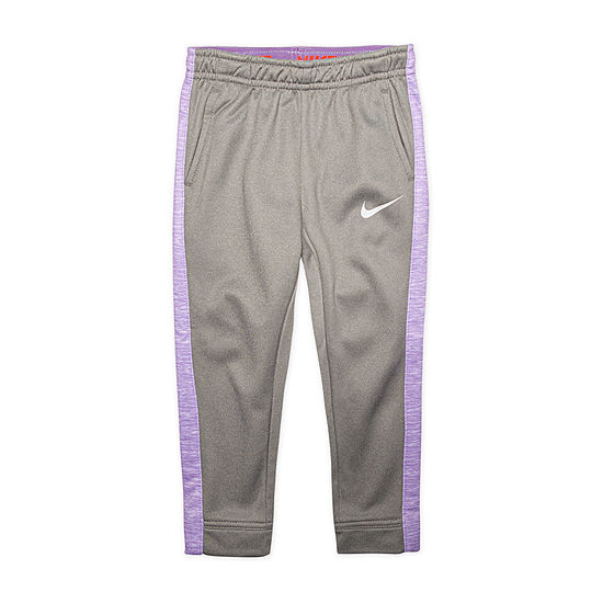 Nike - Little Kid Girls Cinched Pull-On Pants