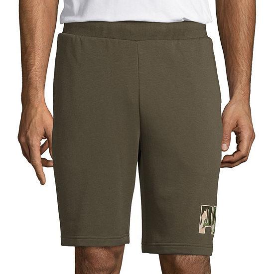 Puma Camo Mens Pull-On Short