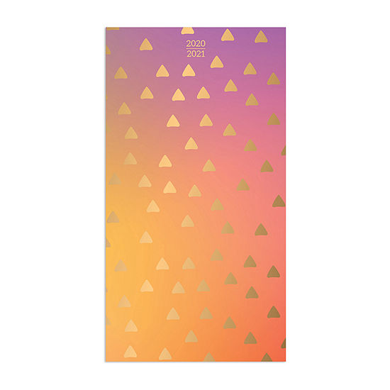 Tf Publishing 2020-2021 Spectrum Gold 2-Year Small Monthly Planner