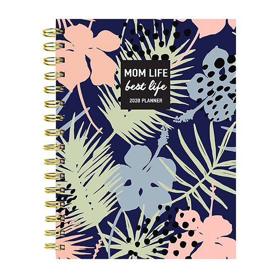 Tf Publishing 2020 Mom Life Medium Weekly Monthly Planner