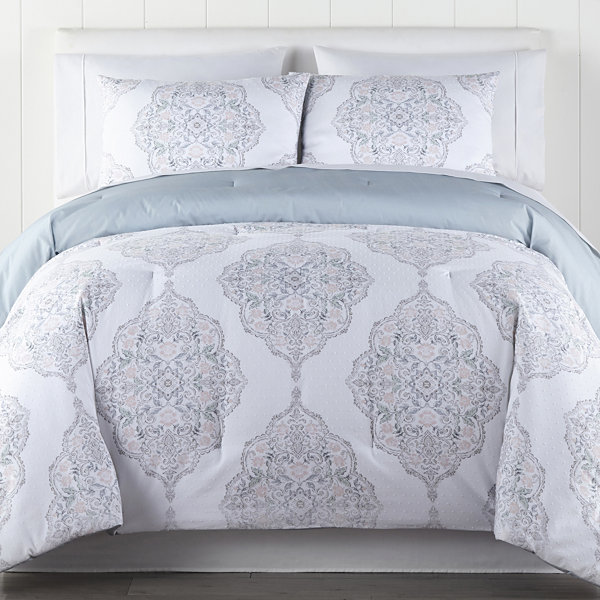 Linden Street Meadow 3-pc. Comforter Set