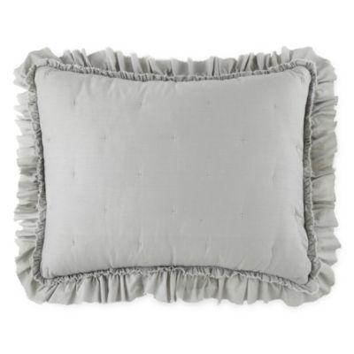 Linden Street Wisteria Embellished Pillow Sham