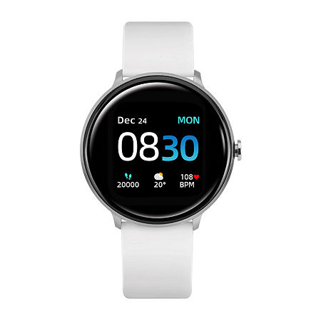 Itouch Sport 2 Unisex Adult White Smart Watch-500015s-51-B03, One Size