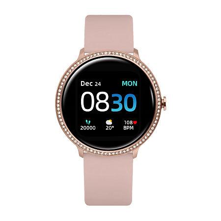 Itouch Sport Special Edition Unisex Adult Pink Smart Watch-500017r-51-C12, One Size