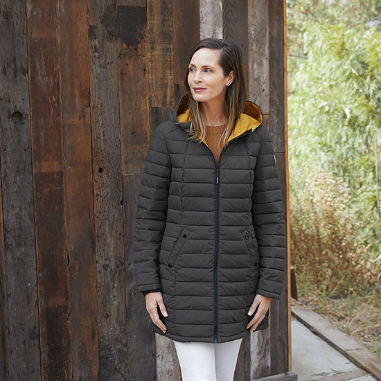 Hfx Hooded Midweight Puffer Jacket