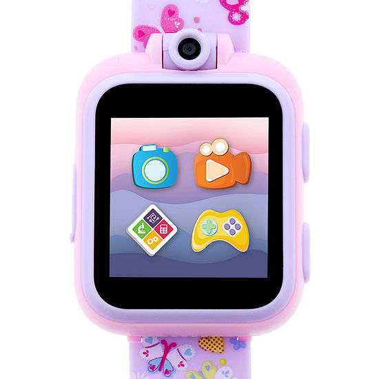 Itouch Playzoom Unisex Purple Smart Watch-13587m-2-51-Ppp
