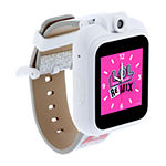 Itouch Playzoom LOL Unisex Silver Tone Smart Watch-100004m-2-51-H28