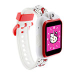 Itouch Playzoom Hello Kitty Unisex White Smart Watch-100029m-2-51-R01