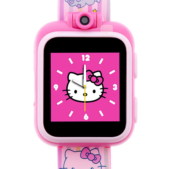Itouch Playzoom Hello Kitty Unisex Multicolor Smart Watch-100032m-2-51-Q01