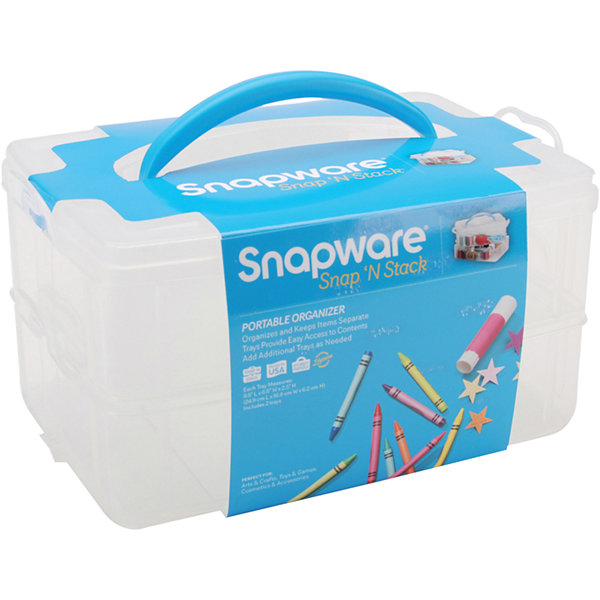 Snapware® Snap 'N Stack Craft Organizer