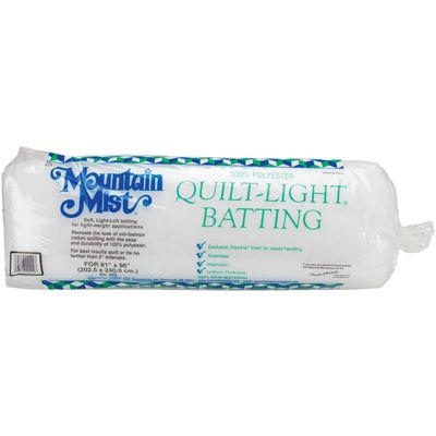 Quilt-Light Full Size Polyester Batting