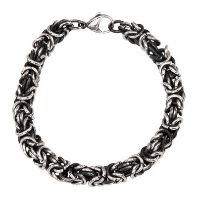 Inox® Jewelry Mens Stainless Steel Bracelet